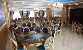 تالار عروسی قصر حسنی صادقیه