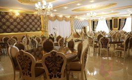 تالار پذیرایی قصر حسنی غرب تهران