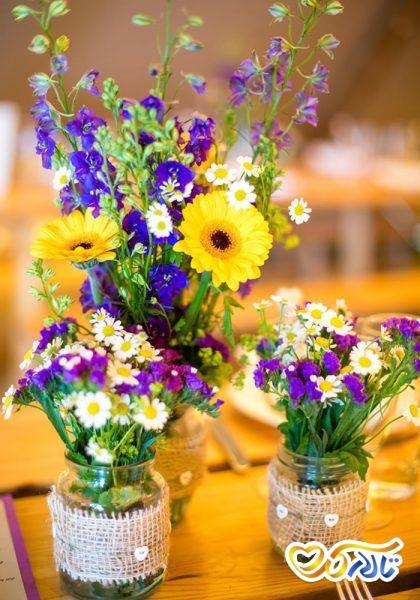 انتخاب رنگ در مراسم عروسی