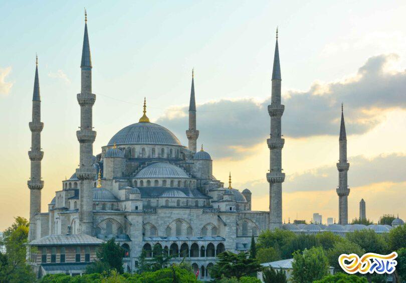 برگزاری مراسم عقد و عروسی در ترکیه