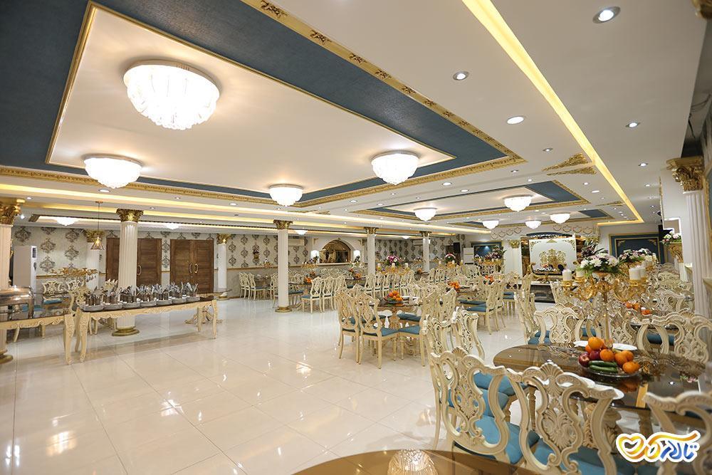تالار عروسی ایرانیان نیاوران جماران