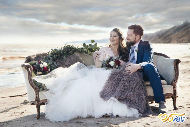 عروس و داماد و عکاسی فرمالیته عروسی