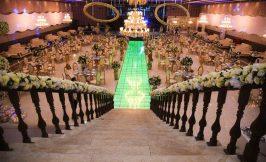 باغ تالار جزیره آبی احمدآباد