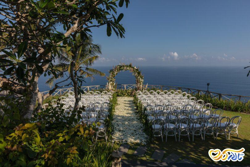 باغ تالار و عروسی در فضای باز