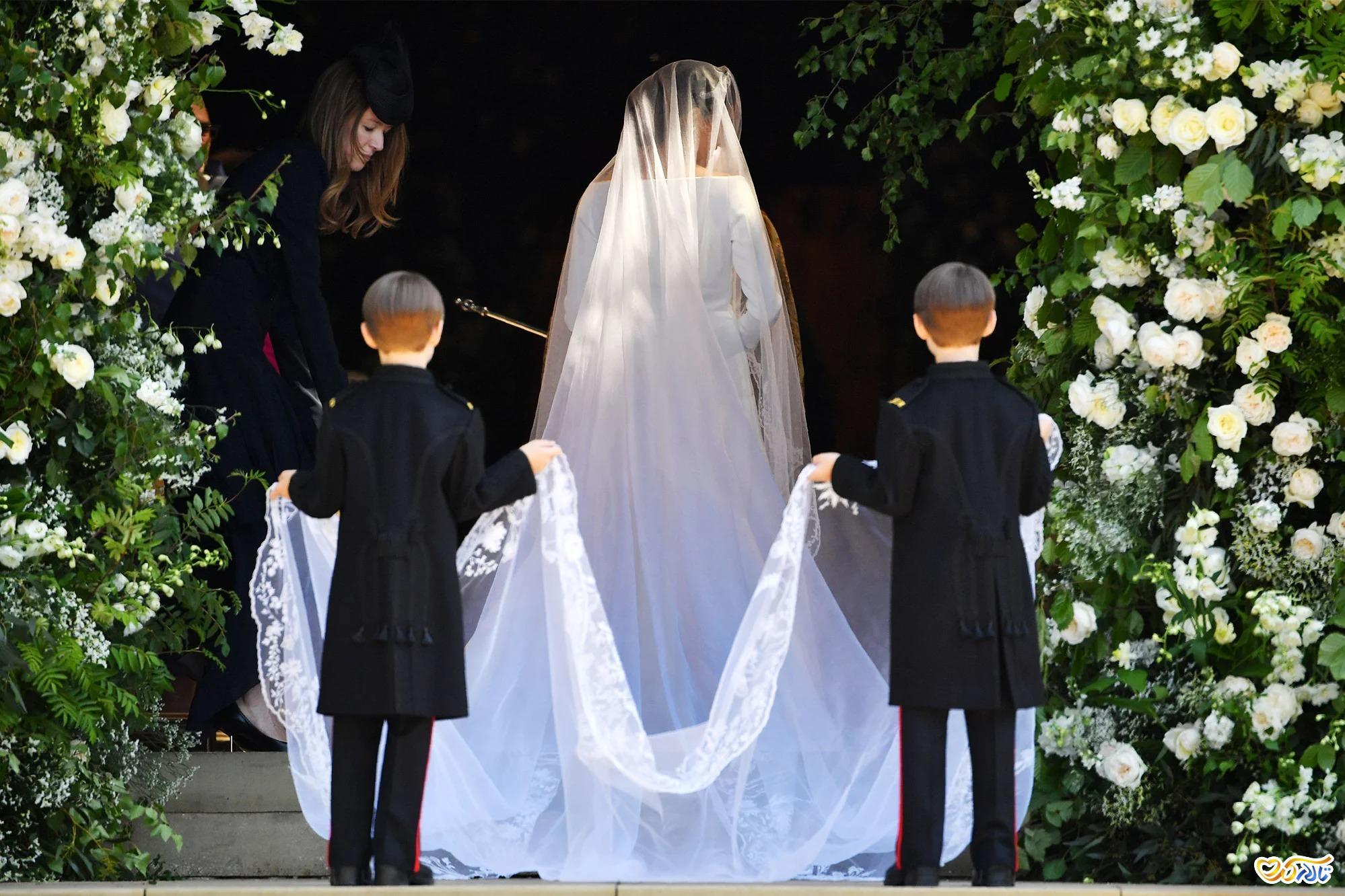 عکاسی کودکان در عروسی