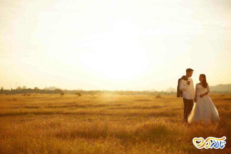 عکاسی عروسی و عکاسی فرمالیته