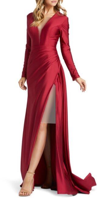 لباس مجلسی آستین بلند