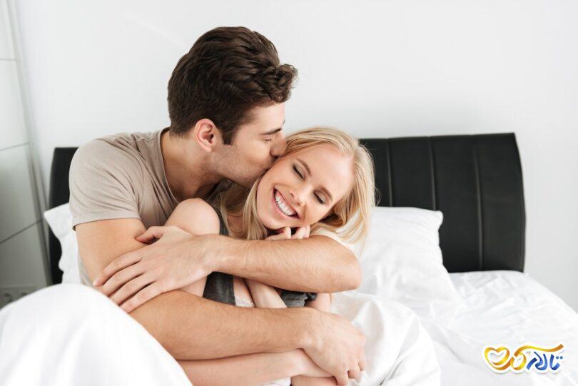 شریک زندگی عاشق دوست داشتن