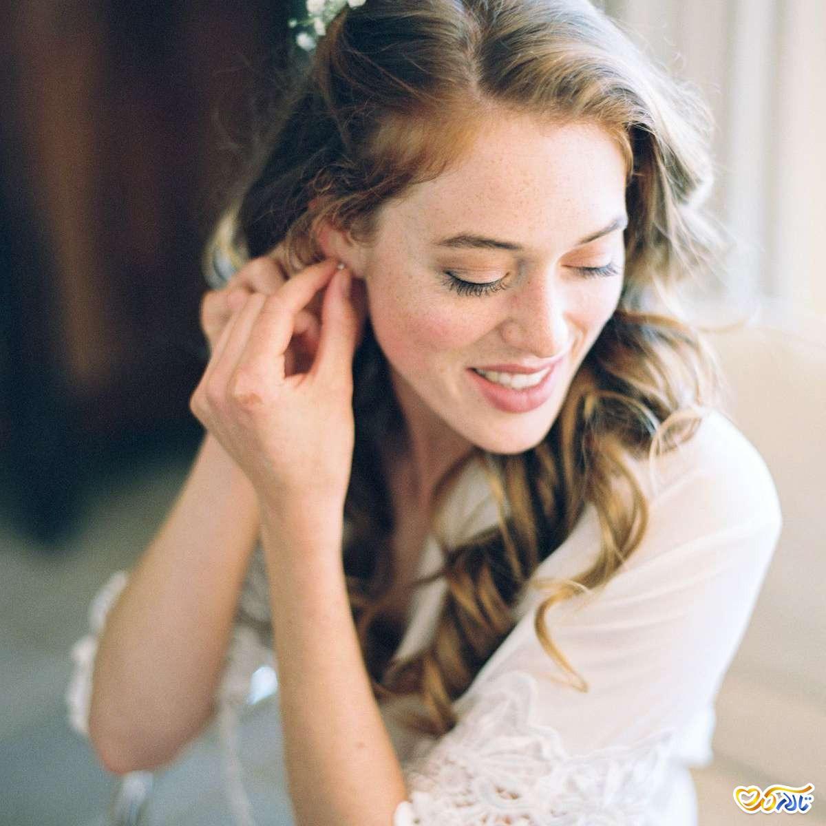 مدل آرایش ساقدوش های عروس