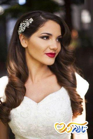 آرایش ساقدوش عروسی