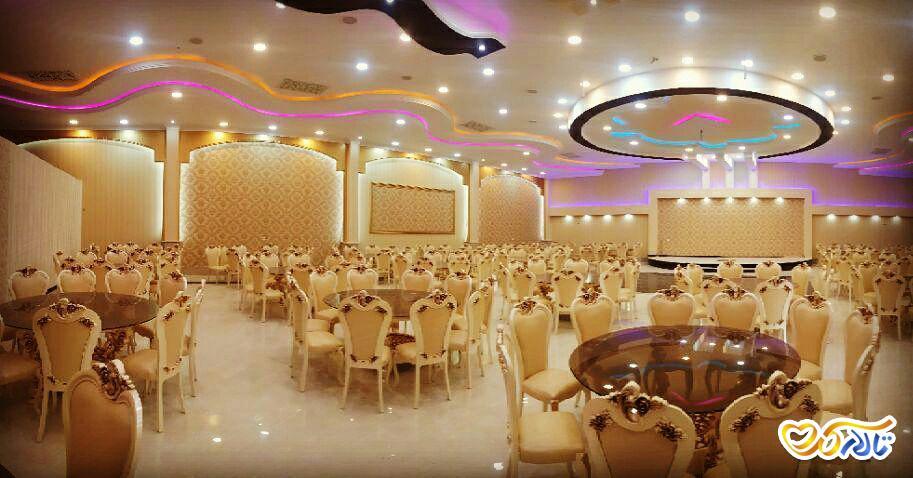 باغ تالار ملکه شهریار, باغ عروسی ملکه شهریار