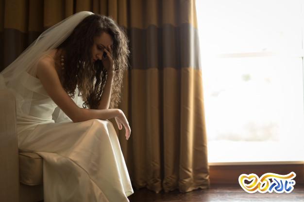 رژیم عروس قبل از عروسی