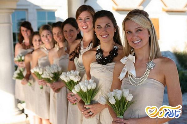 اکسسوری عروسی