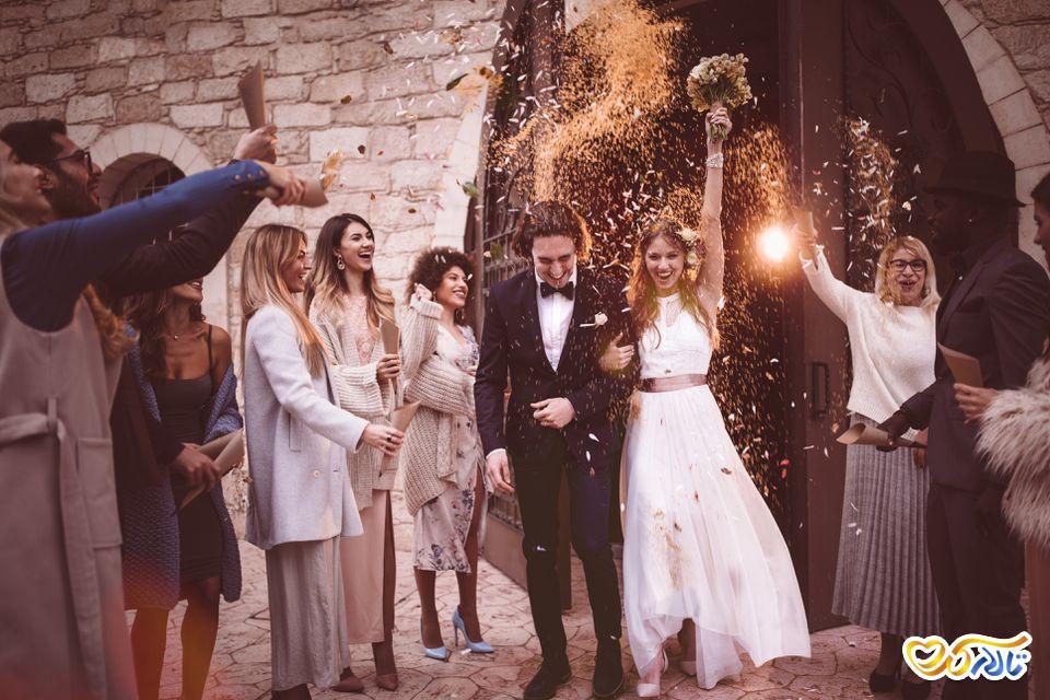 لیست خرید های عروسی
