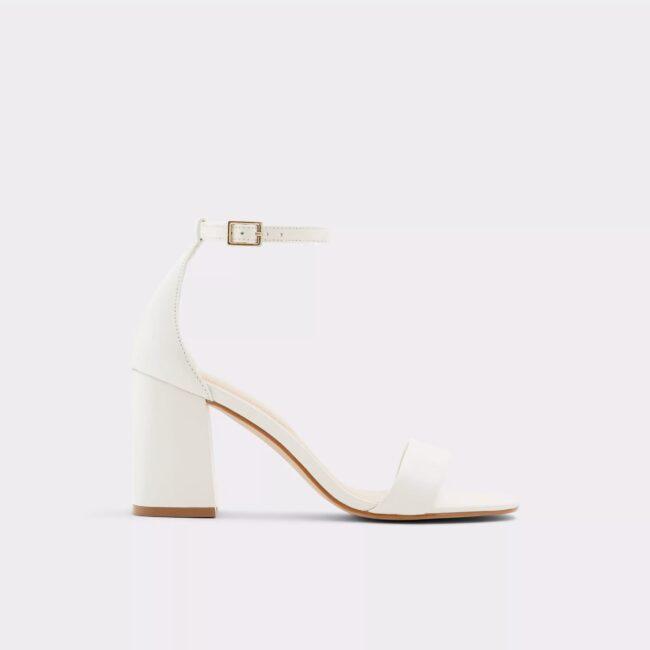 کفش پاشنه بلند عروس با قیمت مناسب و ارزان