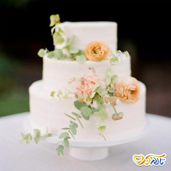 کیک عروسی تابتسانی