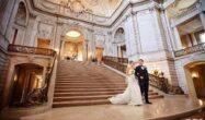 ورود عروس داماد به تالار عروسی