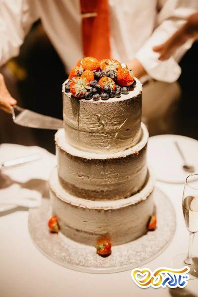 32 کیک عروسی