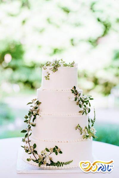 32 کیک عروسی تابستان