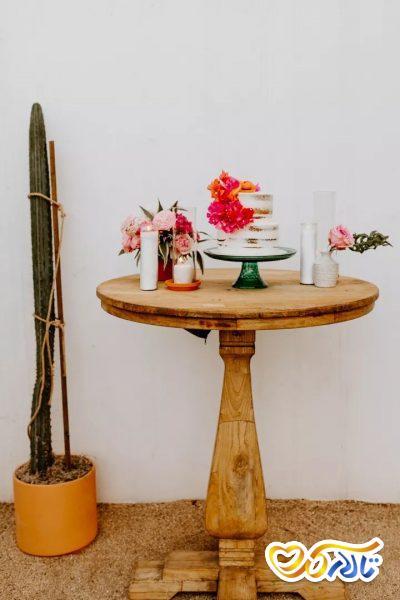 32 کیک عروسی تابستانه