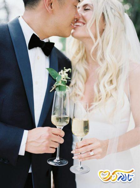 آداب و رسوم عروسی در فرانسه : جام عروسی