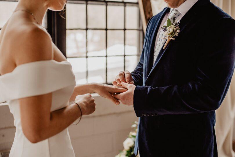 جشن عروسی، عروس و داماد