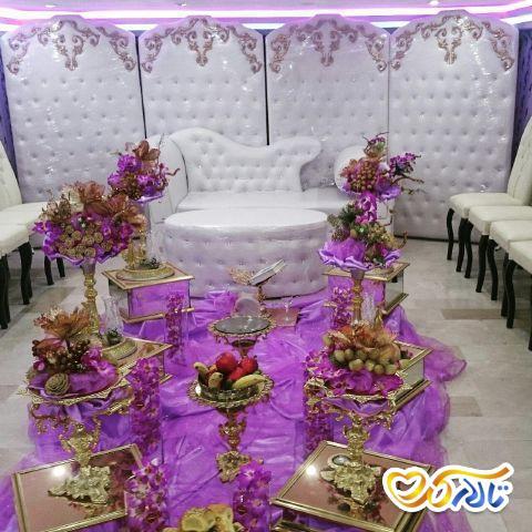 تالار عروسی قصر امیر بسیج