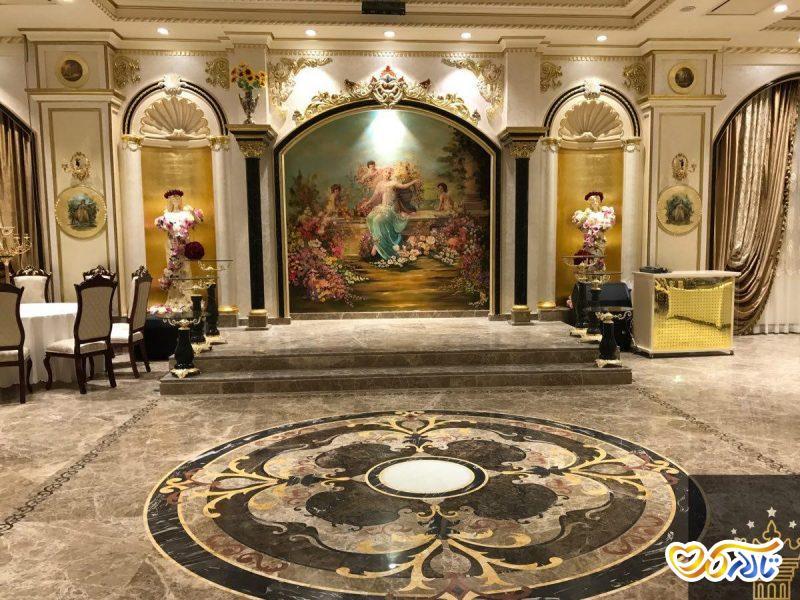 بهترین تالار شمال تهران