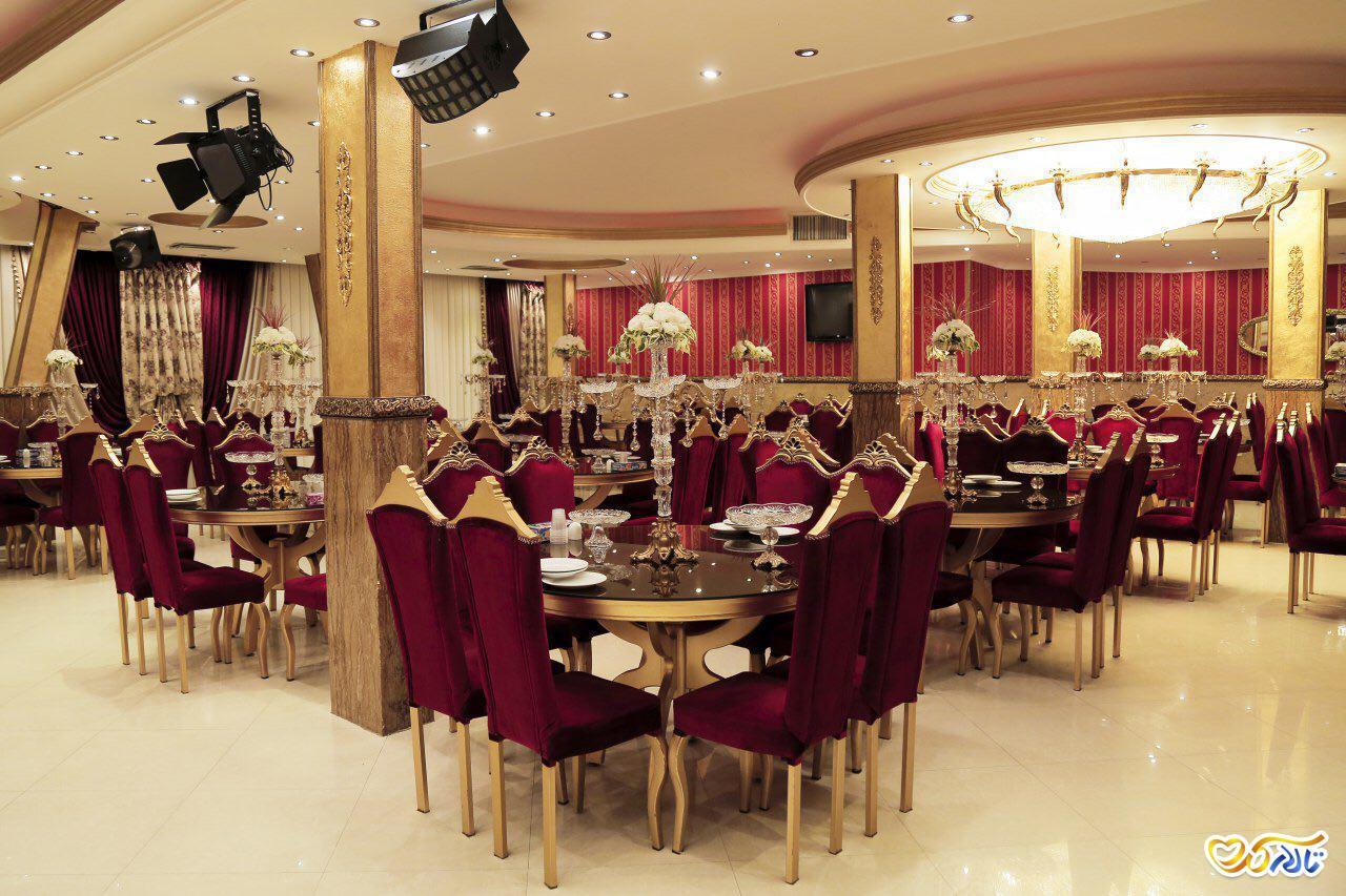 تالار عروسی منطقه تهران