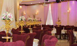 سالن های تالار قصر آریو