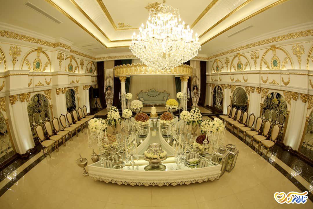بهترین تالار تهران باغ تالار