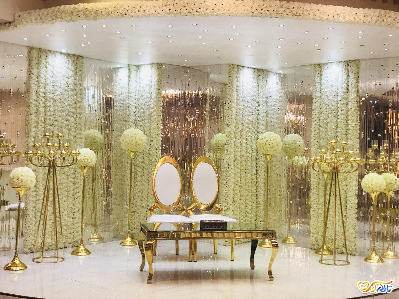 تالار قصر سوگند, تالار عروسی قصر سوگند تهرانپارس