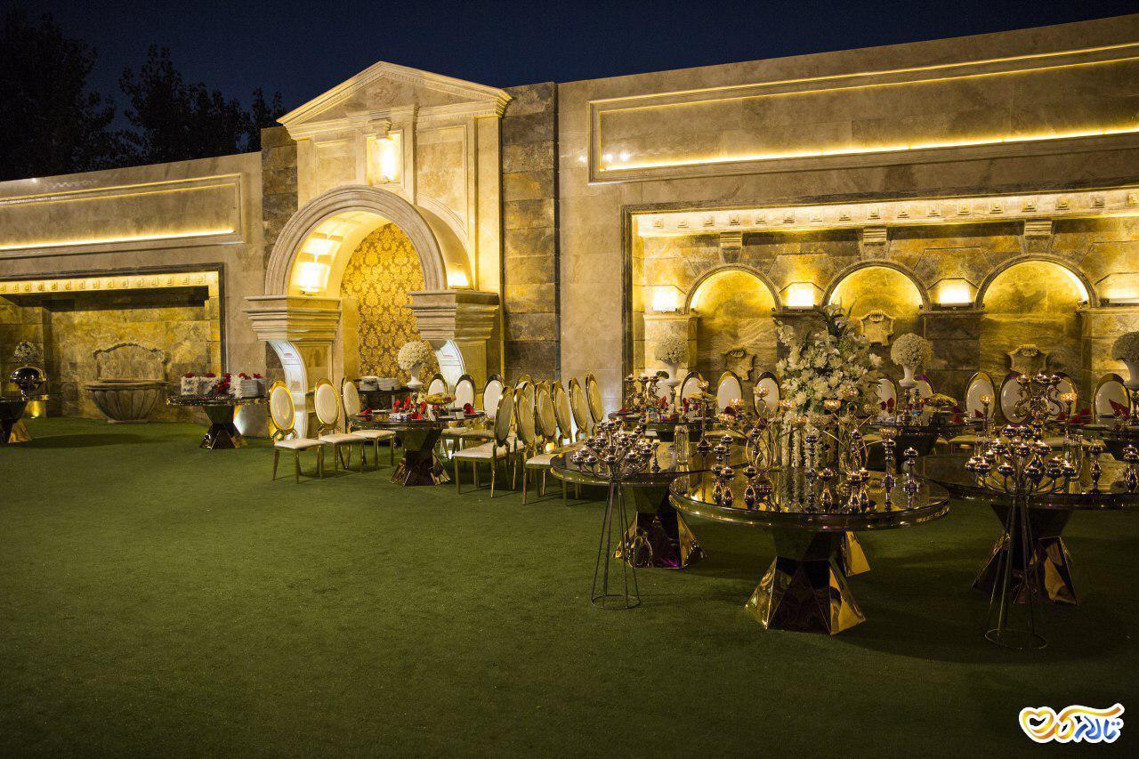 باغ تالار صفاجو احمدآباد مستوفی