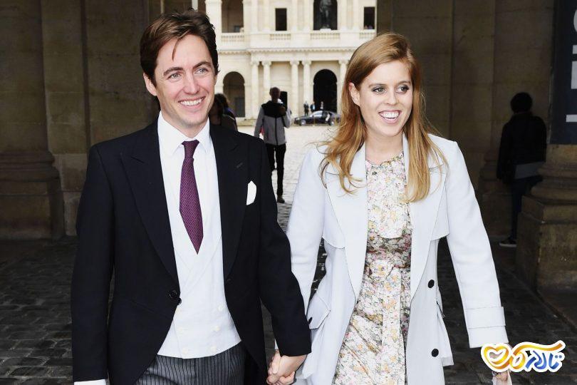 کنسلی عروسی پرنسس انگلیس