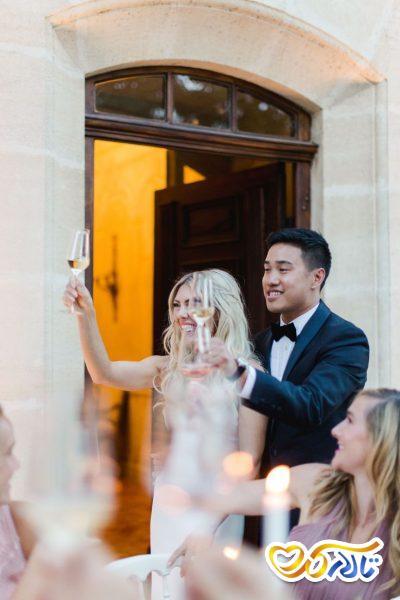 آداب و رسوم عروسی در فرانسه : مراسم تقدیر