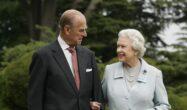 سالگرد ازدواج ملکه الیزابت و پرنس فیلیپ