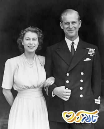 سالگرد ازدواج ملکه الیزابت