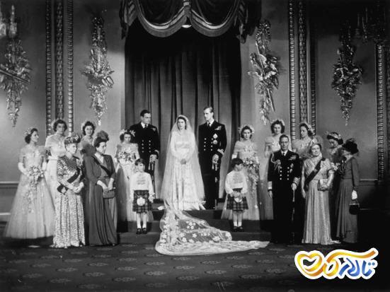 ازدواج خانواده ی سلطنتی