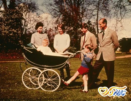 فرزندان خانواده ی سلطنتی انگلستان