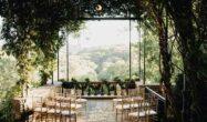 باغ عمارت عروسی در تهران و گرمردره