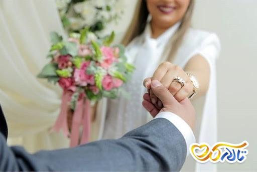 آداب رسوم عقد دفتر ازدواج