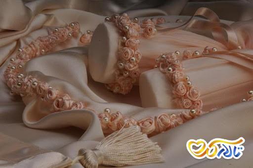 قند ساویدن عروس داماد دفتر ازدواج