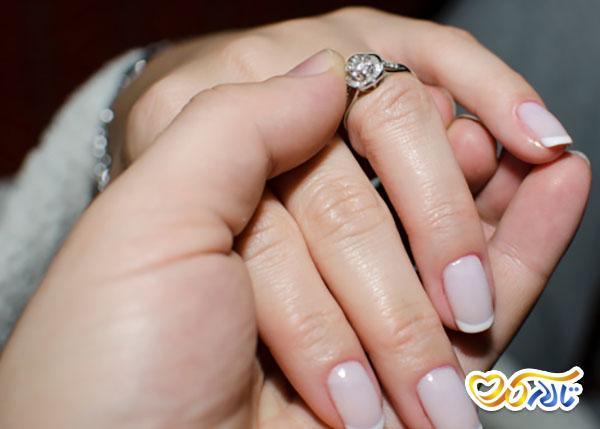 به اشتراک گذاری عروسی در شبکه های مجازی