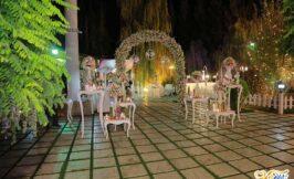 باغ عروسی رویاها لواسان