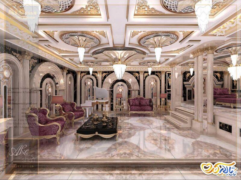 تالار عروسی شیک شمال تهران