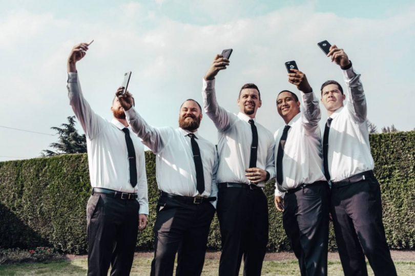 شبکه های اجتماعی در عروسی