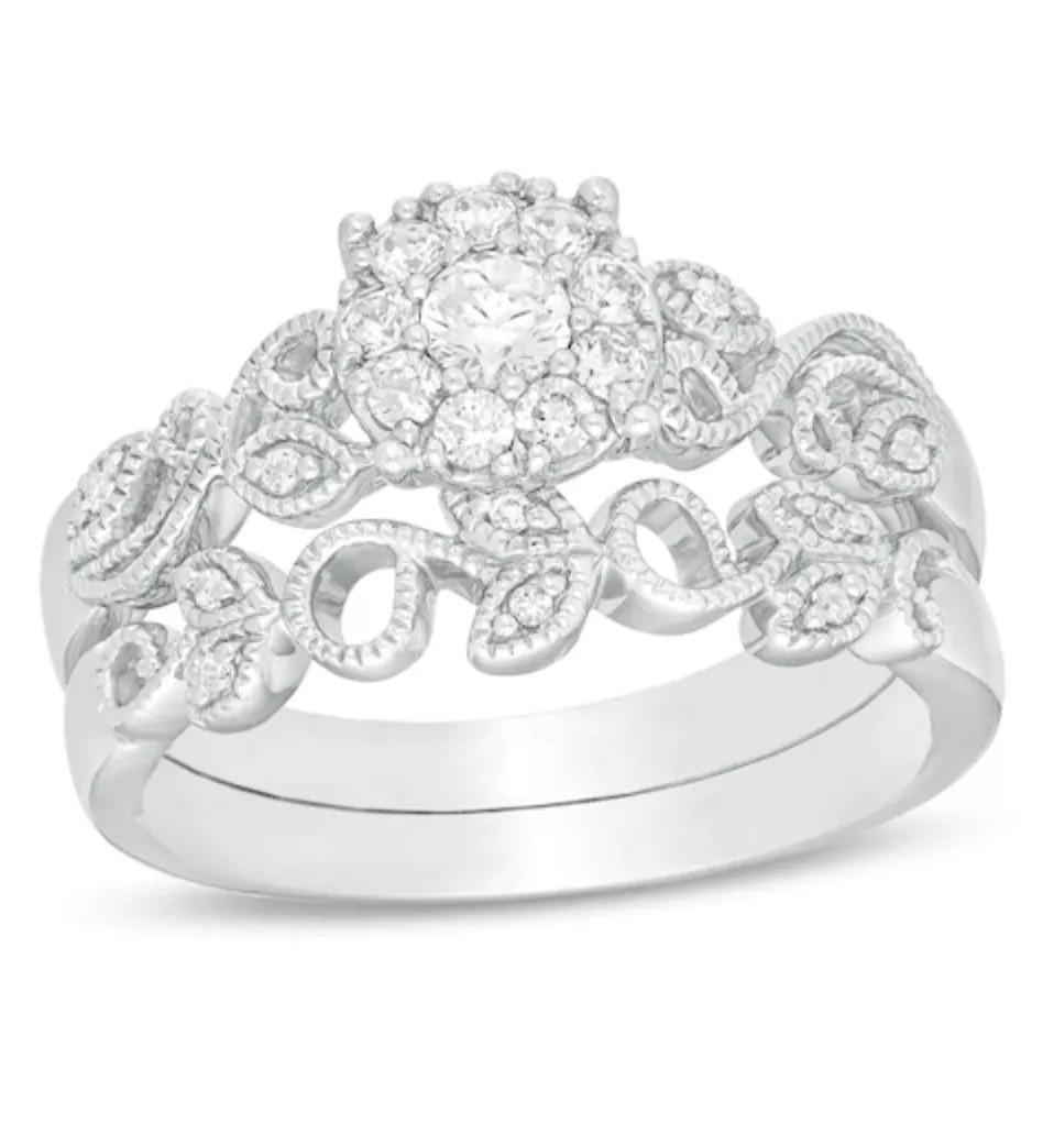 حلقه ی عروسی ست