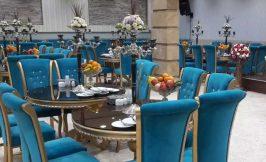 تالار عروسی قصر کوروش