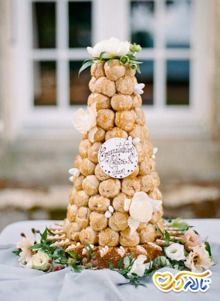 آداب و رسوم عروسی در فرانسه : کروکمپوچه