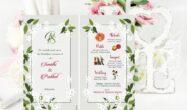 کارت دعوت عروسی دیجیتال یا آنلاین
